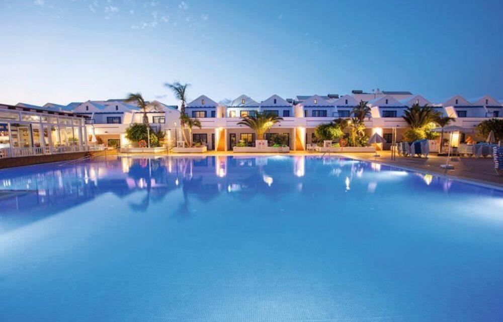 Last minute 8 dagen Lanzarote   Inclusief vlucht + transfer nu €390,-