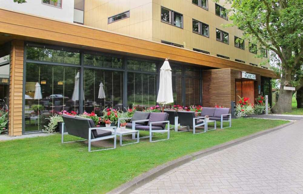 Wellness hotel Stadspark in Brabant | Incl. ontbijt & toegang spa €52,- p.p.