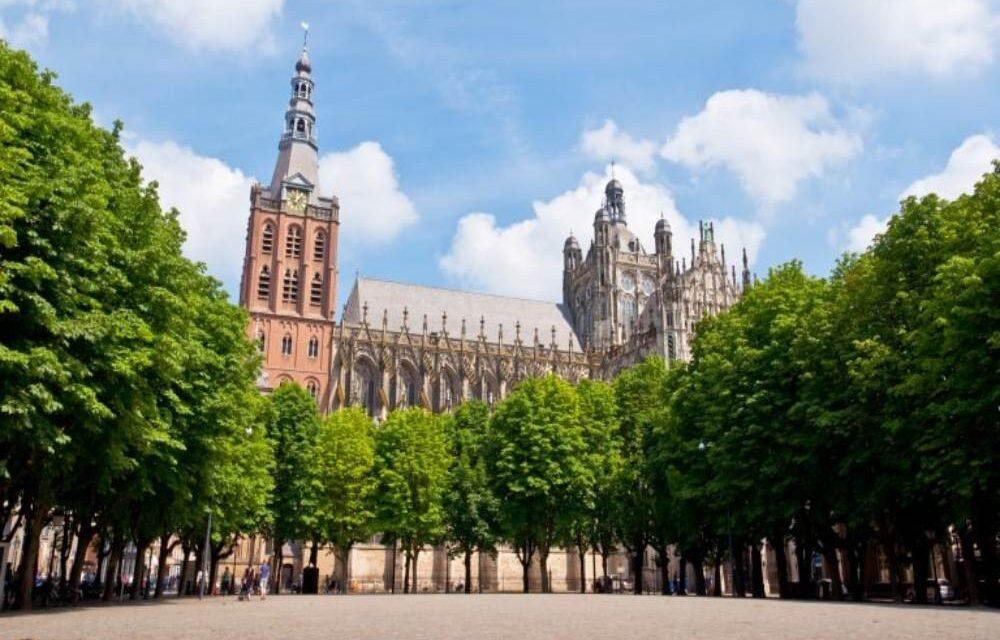 Ontdek het historische Den Bosch | Incl. 4* verblijf, ontbijt & meer €69,75