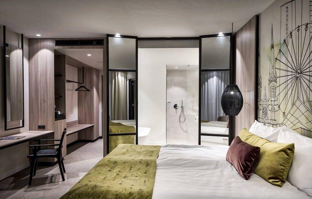 Hotel met sauna op de kamer   Top 10 luxe hotelkamers in Nederland
