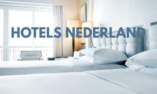 Zijn hotels nog open? Dit zijn de corona maatregelen voor een hotel