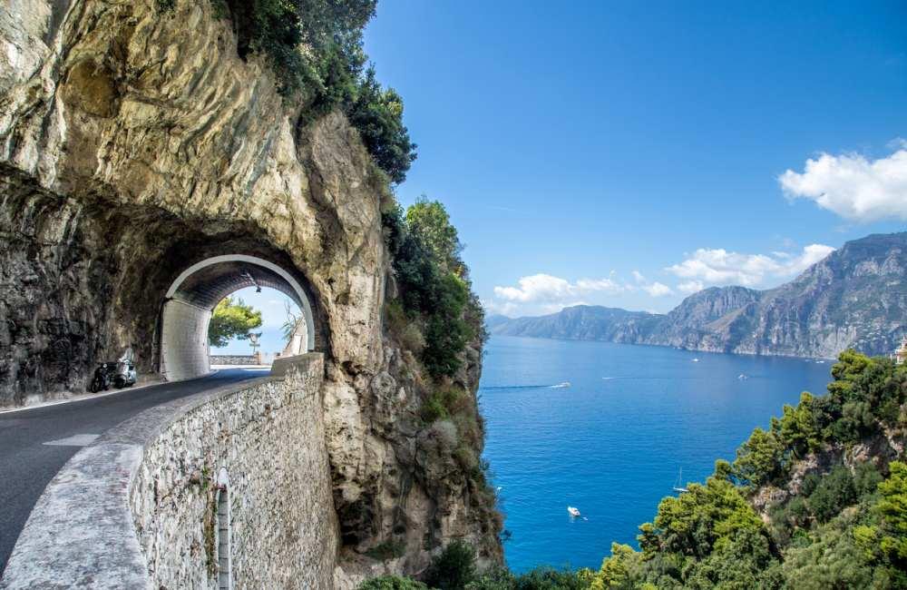 Fly en drive bestemming Italie