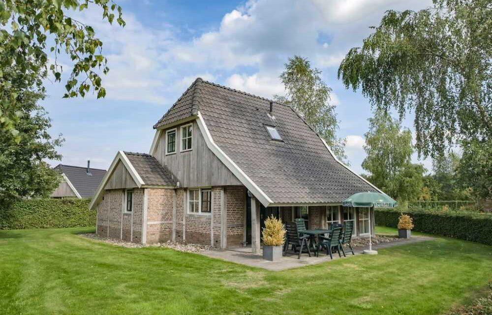 Last minute midweek Drenthe   6-persoons bungalow met 30% korting