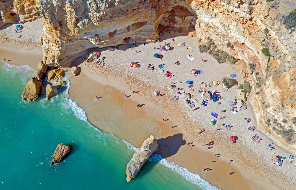WOW! Last minute Algarve Portugal €91,-   8 dagen incl. vlucht & meer!