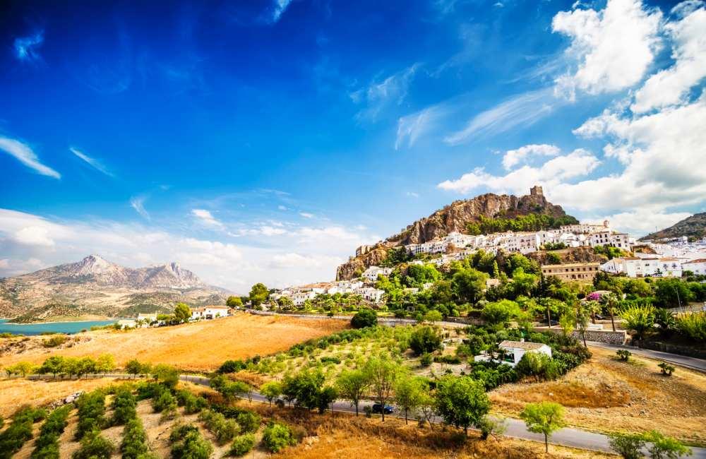Fly en drive bestemming Spanje