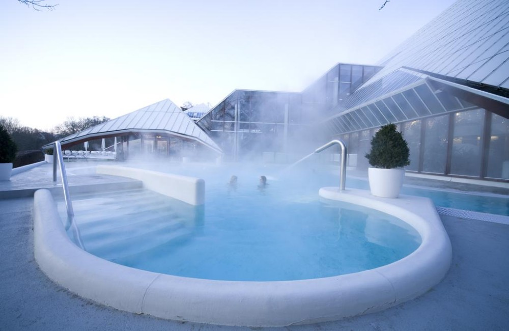 Wellness hotel Thermae