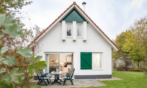 Kerstvakantie 2020: Midweekje naar Drenthe   Bungalow (6p) vanaf €184,-