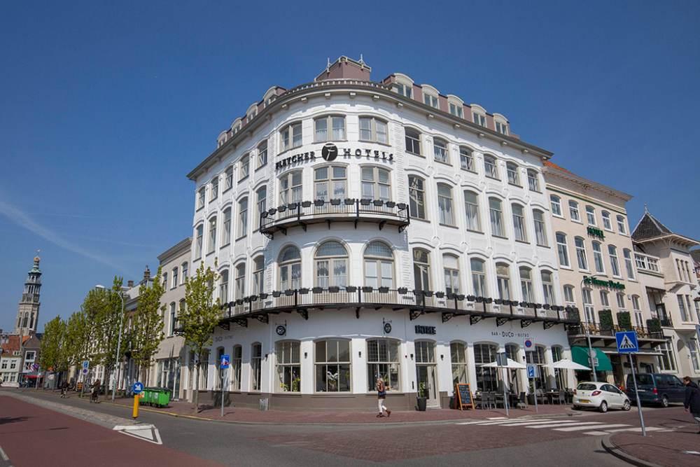 fletcher hotel zeeland middelburg