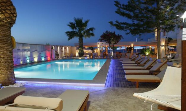 Early bird: all inclusive Kreta in juni 2021 | Luxe 4* hotel aan zee €488,-