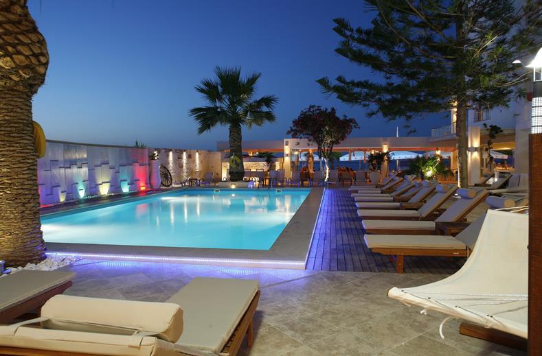 Early bird: all inclusive Kreta in juni 2021   Luxe 4* hotel aan zee €488,-