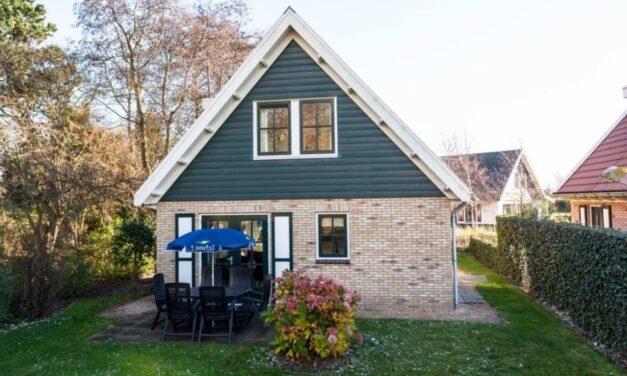 Landal herfstvakantie 18% korting | Villa (5p) in de duinen van Zeeland