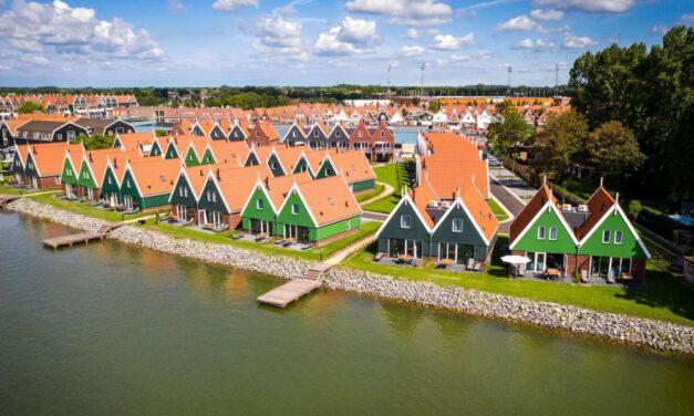 Lang weekend Landal Volendam 41% korting | 6-persoons villa met sauna