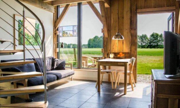 Natuurhuisje @ Drenthe | Midweekje genieten vanaf slechts €87,50