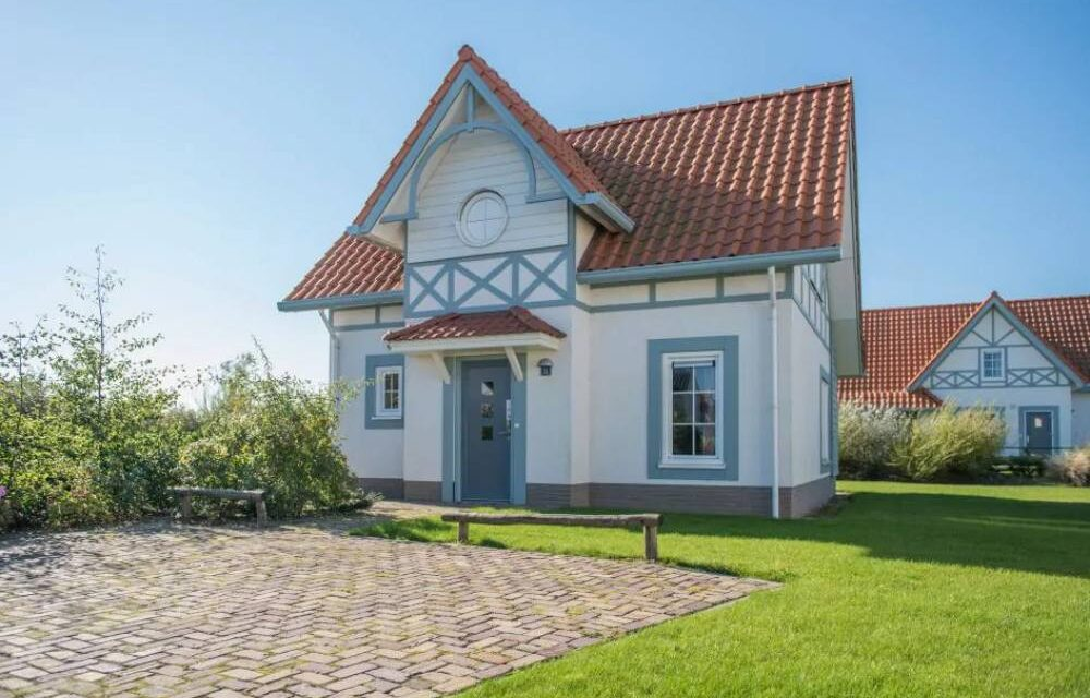 Kerstvakantie 2020 Zeeland | Villa met sauna & 3 badkamers €65,- p.p.