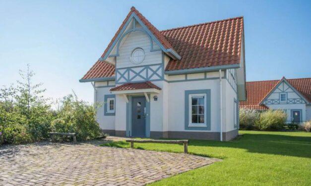 Kerstvakantie 2020 Zeeland   Villa met sauna & 3 badkamers €65,- p.p.