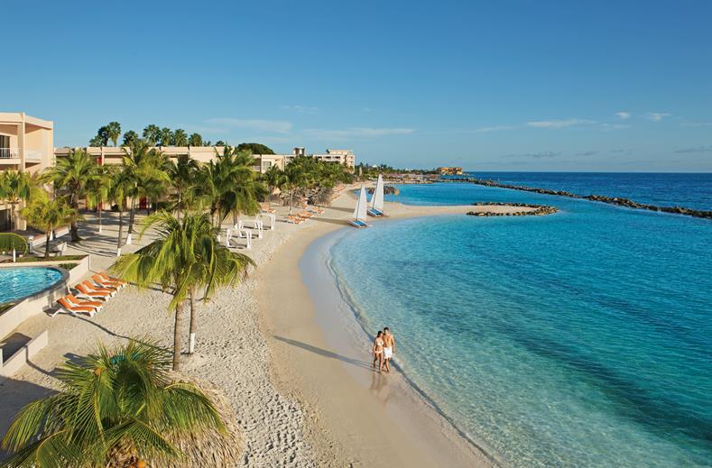 Super last minute Curacao met 59% korting | 4* all inclusive €899,-