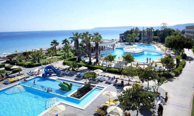 Wow! All inclusive @ Rhodos in mei 2021 | 8 dagen in luxe 4* hotel €442,-