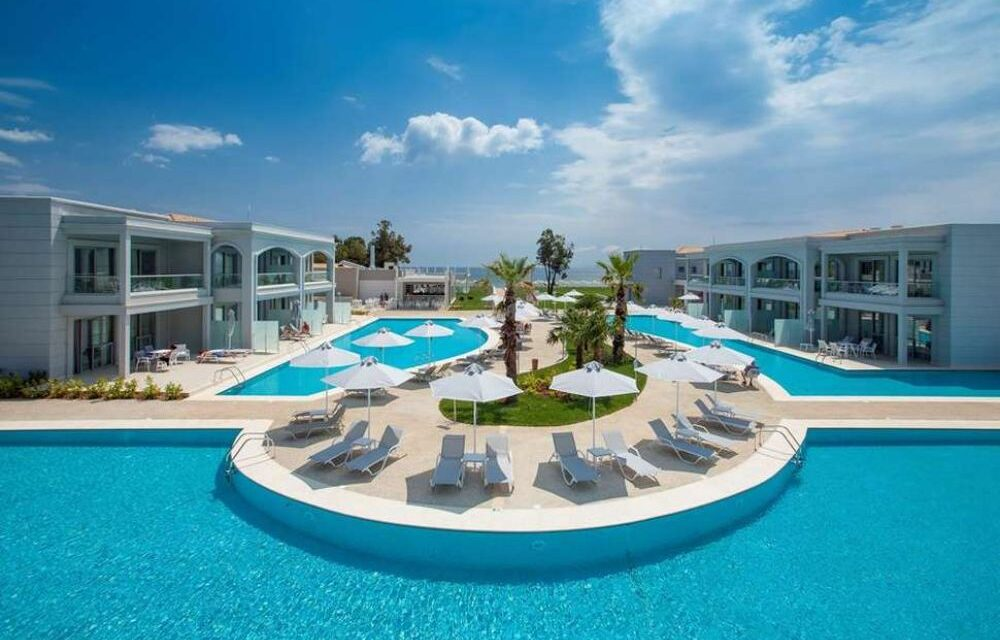 Wow! TUI Blue Lagoon Princess @ Chalkidiki | 5* All inclusive nu €549,-