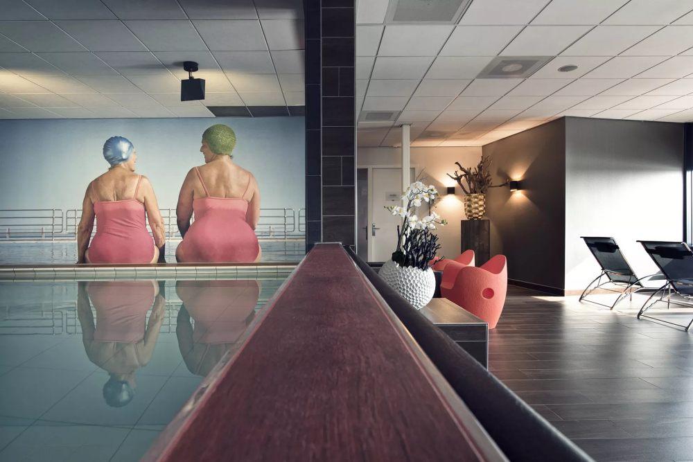 wellnesshotel nederland mainport rotterdam