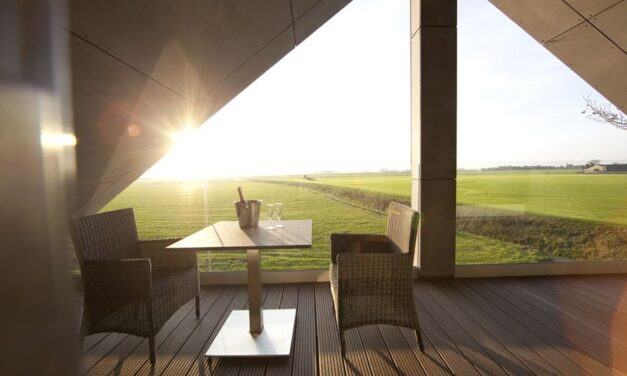 Luxe natuurhuisje in natuurrijk Friesland | Last minute €88,- p.p.