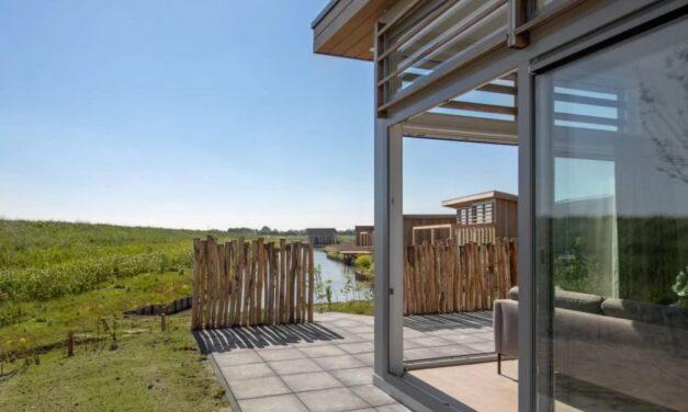 YES! Super-de-luxe lodge in Zeeland | Kerstvakantie 2020 met 25% korting