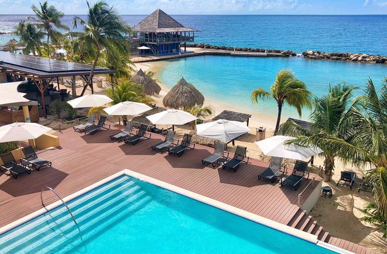5* Curacao last minute | 9 dagen incl. vlucht & meer voor €749,- p.p.