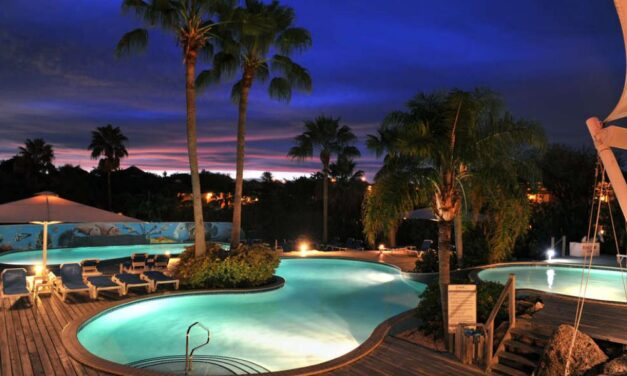 Luxe op Curacao | 9 dagen incl. TOP hotel (9,4/10) @ Jan Thiel baai €699,-