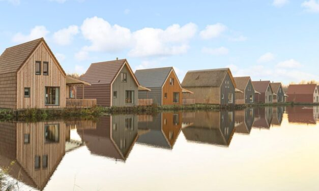 Midweekje @ Landal Reeuwijk | Luxe bungalow (6p) mét sauna 16% korting