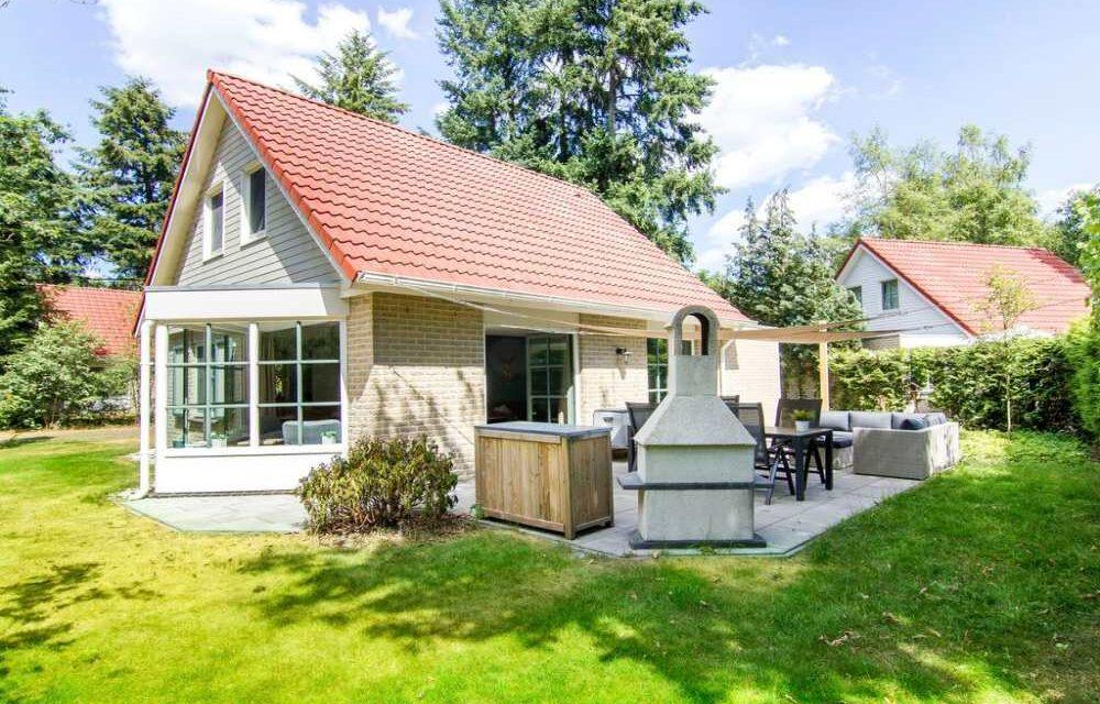 Luxe bungalow mét bubbelbad & sauna | 4 dagen NU met 19% korting