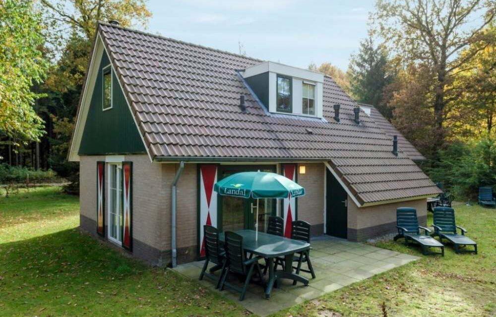 Midweekje Veluwe   Luxe bungalow (6p) mét sauna en 37% korting