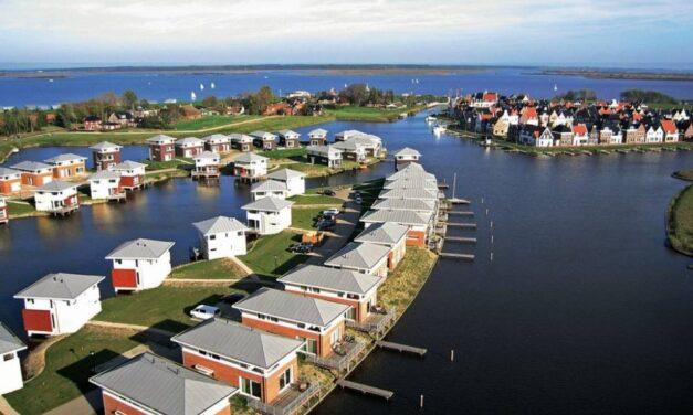 Vier de kerstvakantie in Friesland | 6-persoonshuisje met 50% korting