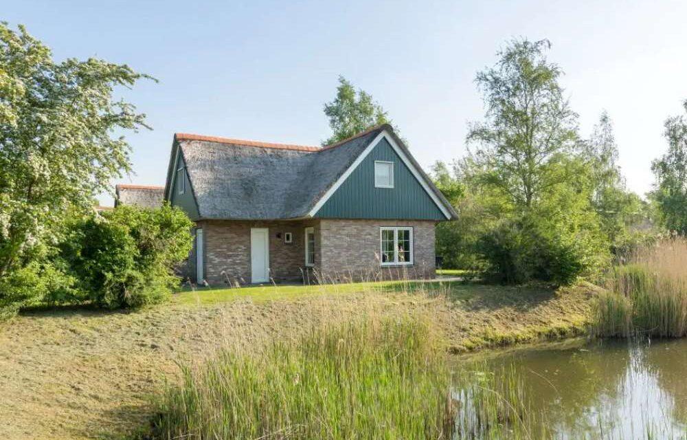 Luxe villa mét sauna midden in de natuur | Midweek januari 2021 €275,-