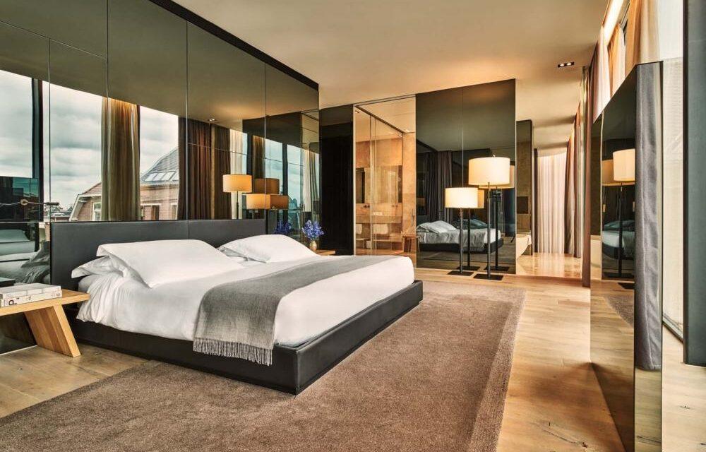 De tofste 5 sterren hotels in Nederland | TIPS voor je bucketlist