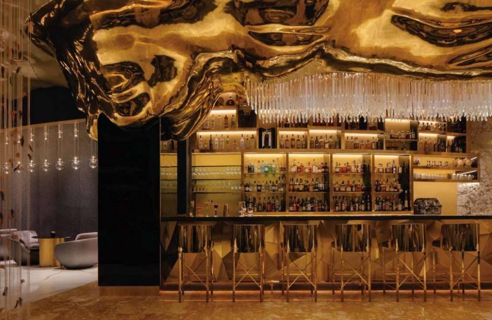 7 sterren hotel bar