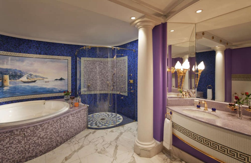 7 sterren hotel suite