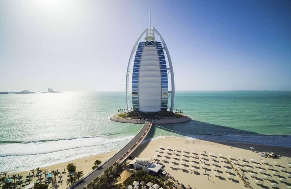 7 sterren hotel Dubai