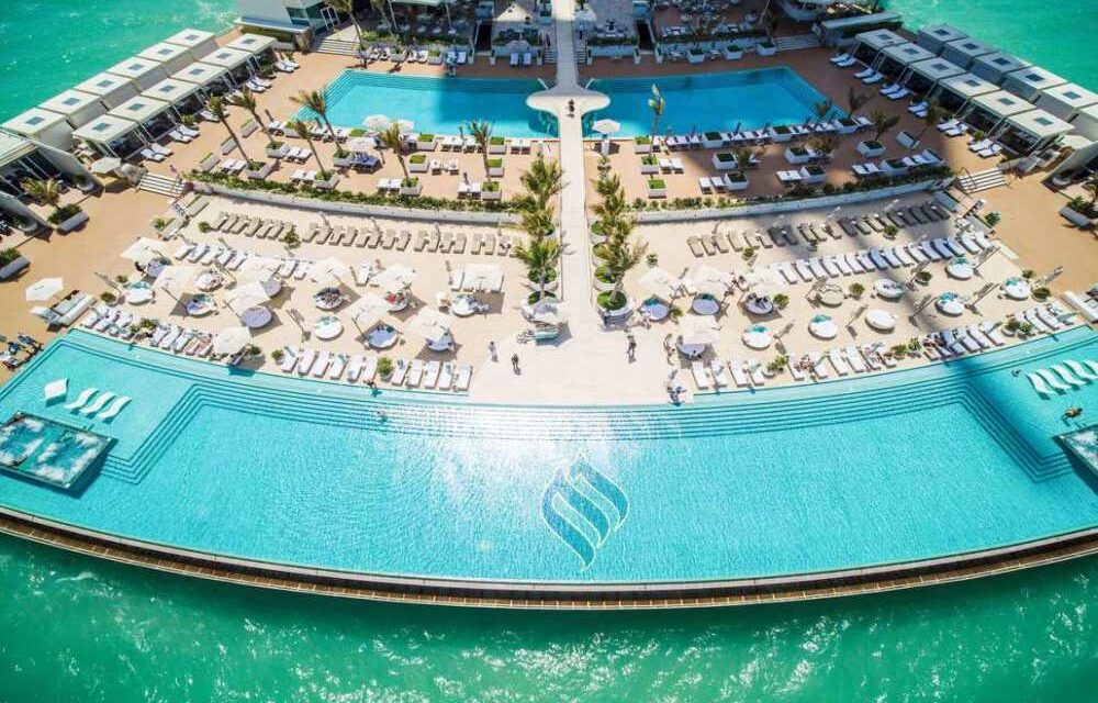 Het enige 7 sterren hotel in de wereld   Gelegen in het magische Dubai