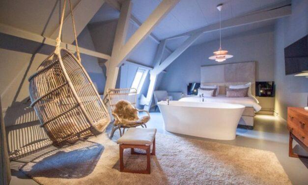 Ultra luxe 4* verblijf met ligbad in Haarlem   Incl. ontbijt €99,50 p.p.