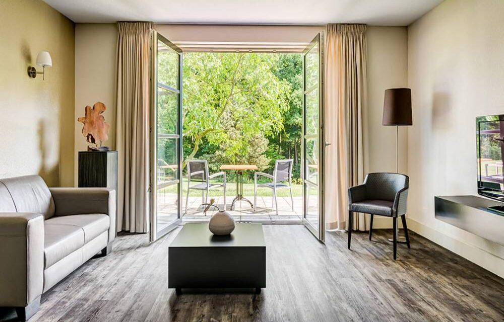 Junior suite met terras nabij Nijmegen | Incl. ontbijt slechts €40,-