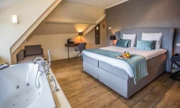 4* Verblijf incl. ontbijt & diner in Overijssel | Kamer met jacuzzi €160,-