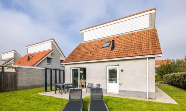 Vrijstaande bungalow incl. sauna in Zeeland | Midweek vanaf €238,-