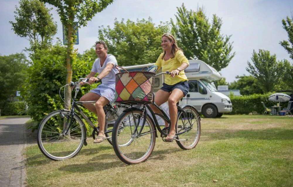 Camping seizoensplaats aanbieding   Ardoer, Landal, Roompot & meer