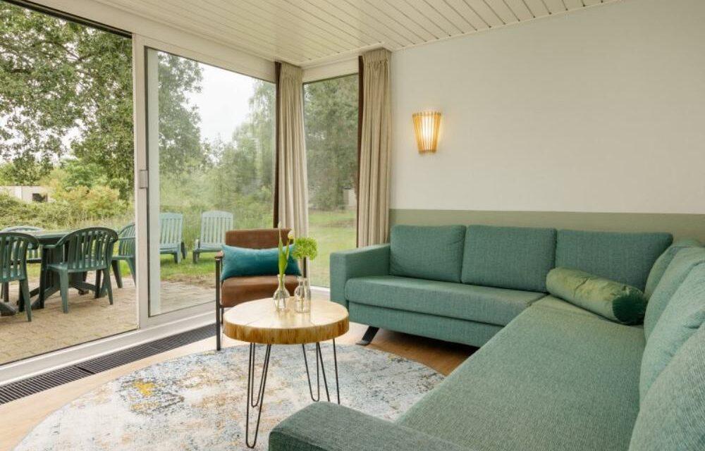Center Parcs Heijderbos in Limburg | Luxe 6-persoons huisje slechts €199,-