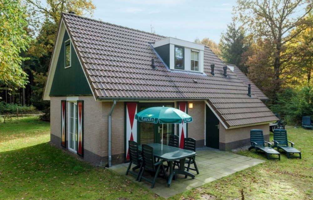 Midweek @ de Veluwe | Luxe woning (6p) mét sauna en 30% korting