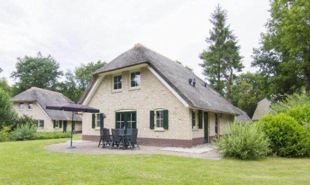 Midweek Drenthe | Luxe woning (6p) mét sauna en 34% korting