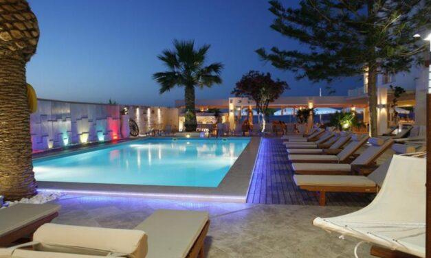 Early bird: 8 dagen Kreta in juni 2021 | 4* hotel direct aan het strand €383,-