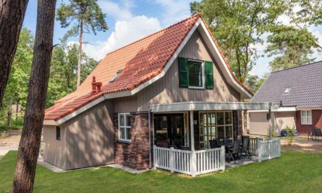 Midweekje Landal De Vers in Brabant | Luxe huisje met sauna 34% korting