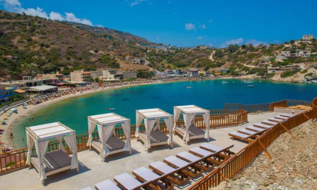 TIP: 4* Lygaria Beach @ Kreta | 8 dagen all inclusive voor maar €430,-