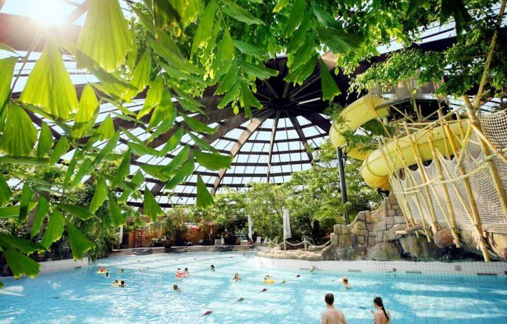 Waterpret! Vakantiepark met subtropisch zwembad | TOP 10