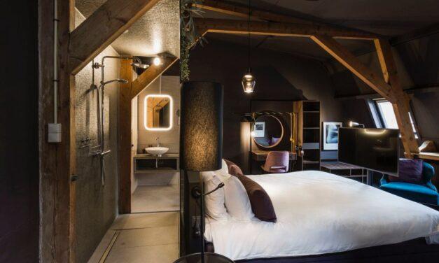 Design hotels Nederland | 8x unieke adresjes voor een staycation